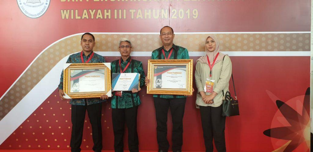 Kabupaten Maros meraih penghargaan pelayanan publik terbaik 2019